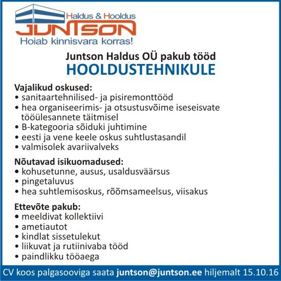 juntson_hooldustehnik_061016